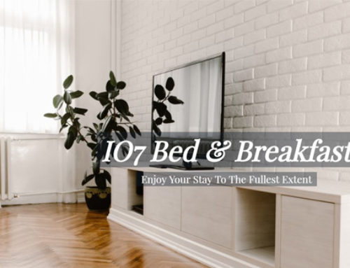 IO7 Bed and Breakfast
